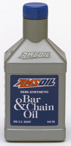 AMSOIL Synthetic Blend Bar and Chain Oil