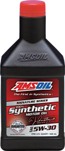 AMSOIL 100% Synthetic 5W-30 Motor Oil (ASL)