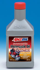 SAE 10W-30 Synthetic Motorcycle Oil (MCT)