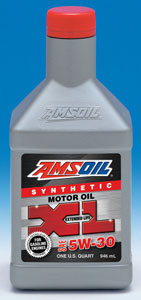 Extended Life 5W-30 Synthetic Motor Oil (XLF)