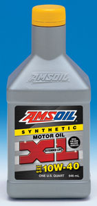 Extended Life 10W-40 Synthetic Motor Oil (XLO)