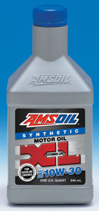 Extended Life 10W-30 Synthetic Motor Oil (XLT)